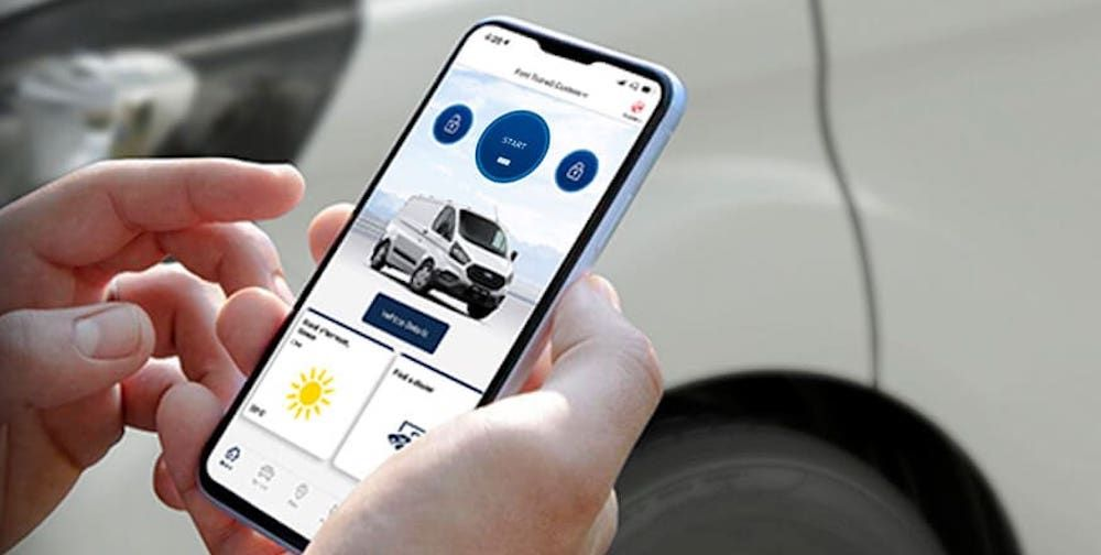 Welcome to the World of Ford Connectivity