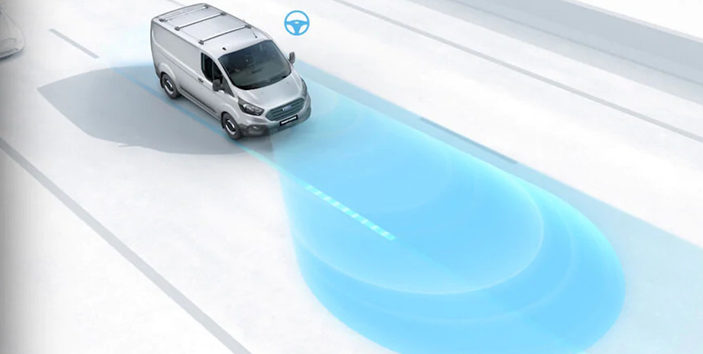 Lane Keep Assist with Lane Departure Warning