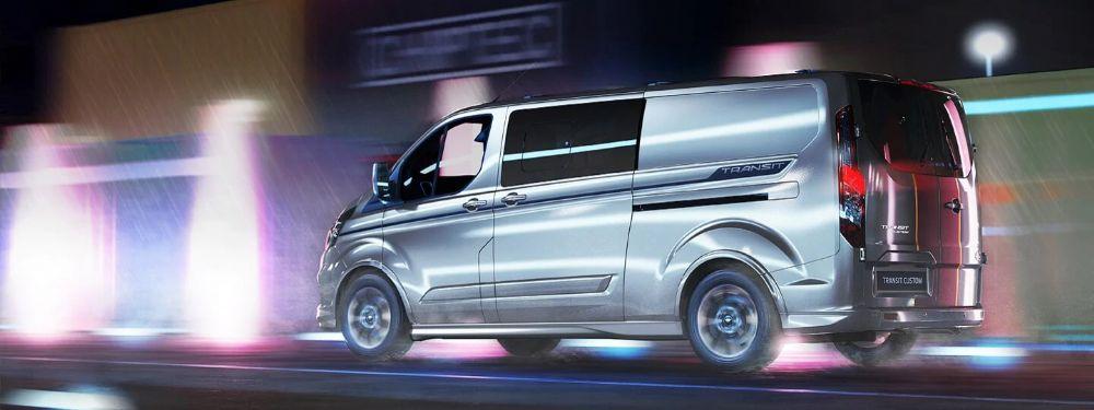 2020 Transit Custom Sport