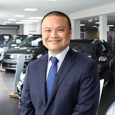 Ming Cao - Doncaster Volkswagen