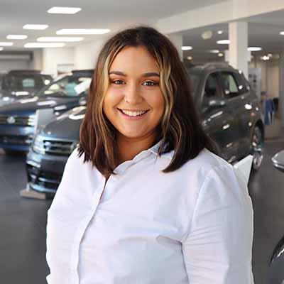 Grace Blasi - Doncaster Volkswagen