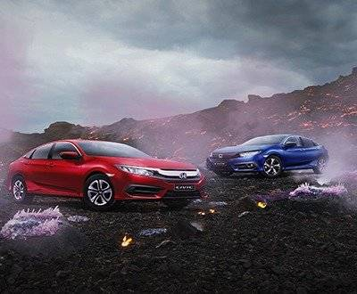 New Honda Civic image