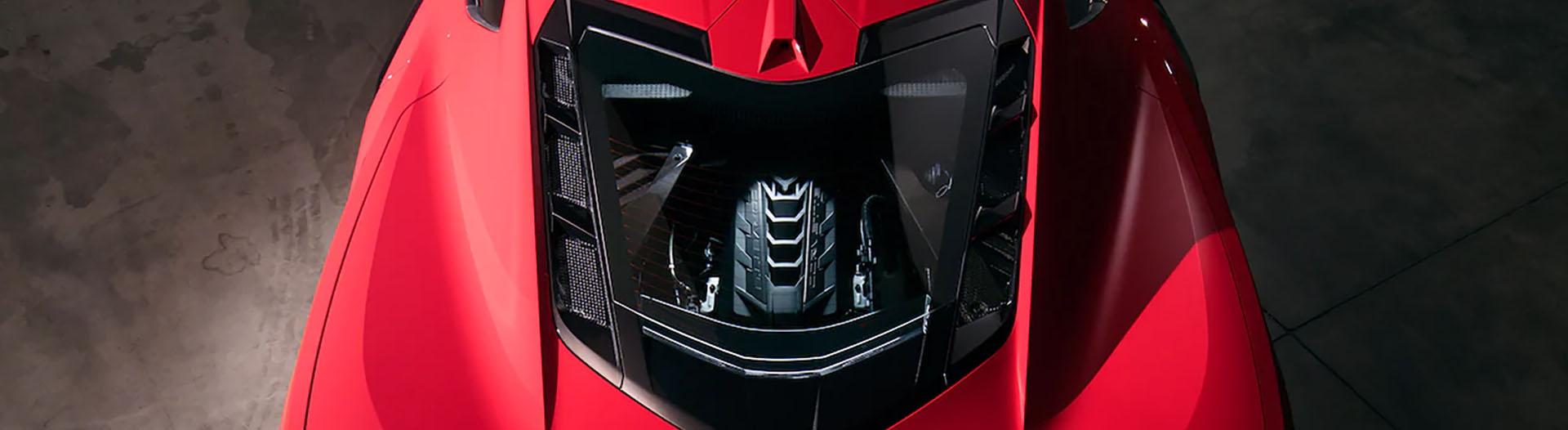 GMSV Corvette Engine