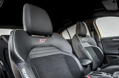 A driving seat made for performance