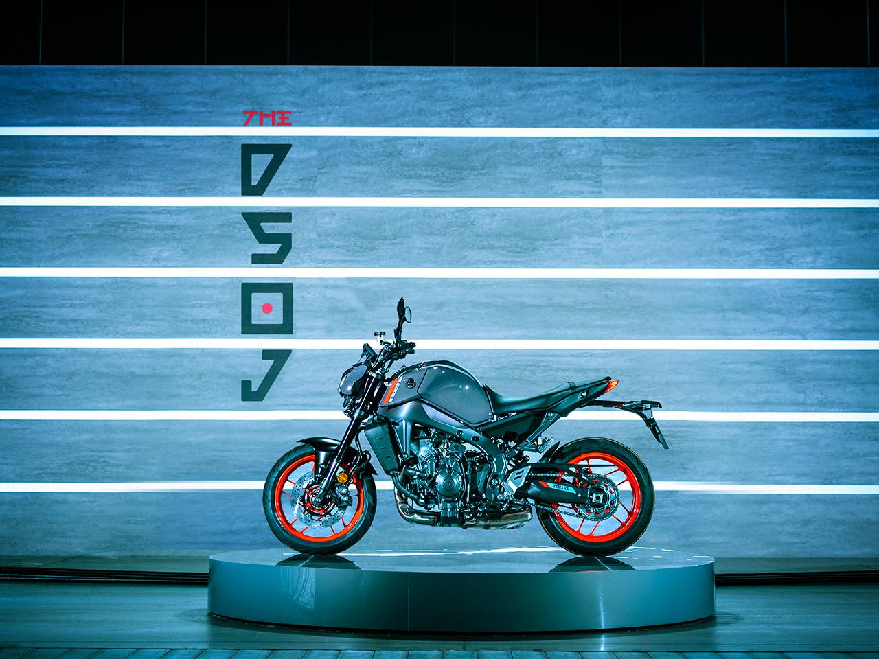 2021 Yamaha MT 09