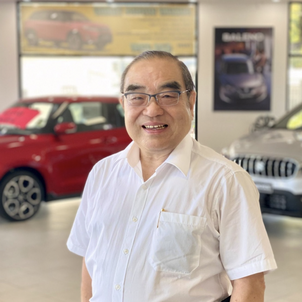 Ivan Tang - Sales Consultant