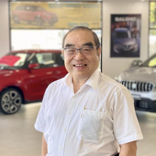 Ivan Tang - Penfold Suzuki
