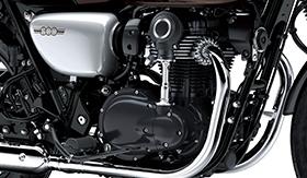 STRIKING ENGINE DESIGN