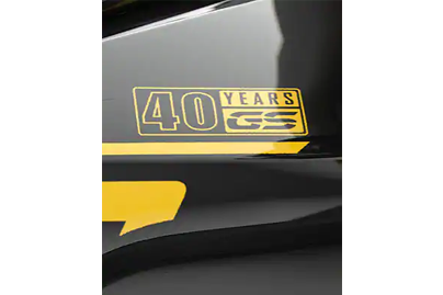 F 850 GS - 40 Years Edition Features