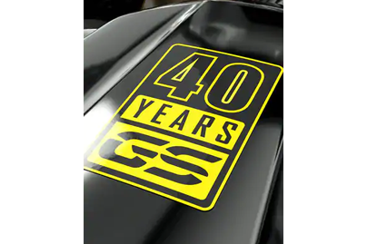 G 310 GS - 40 Years Edition Features