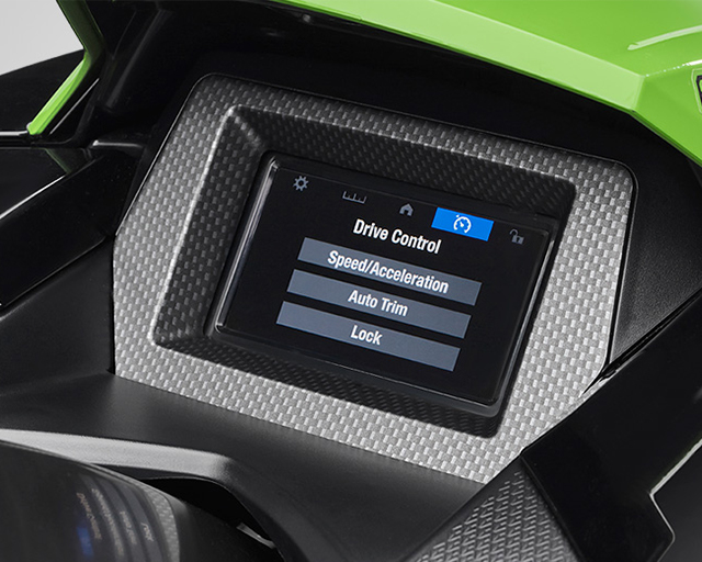 NEW LAUNCH AND CORNERING CONTROL