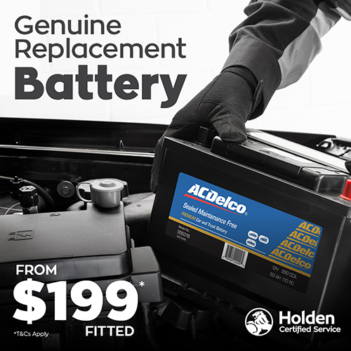 Premium ACDelco Replacement Battery