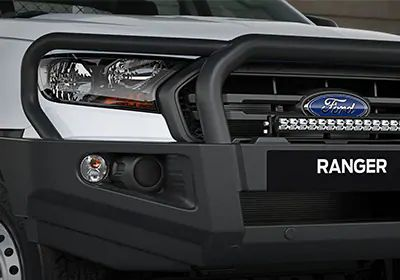 Bullbar & LED light bar
