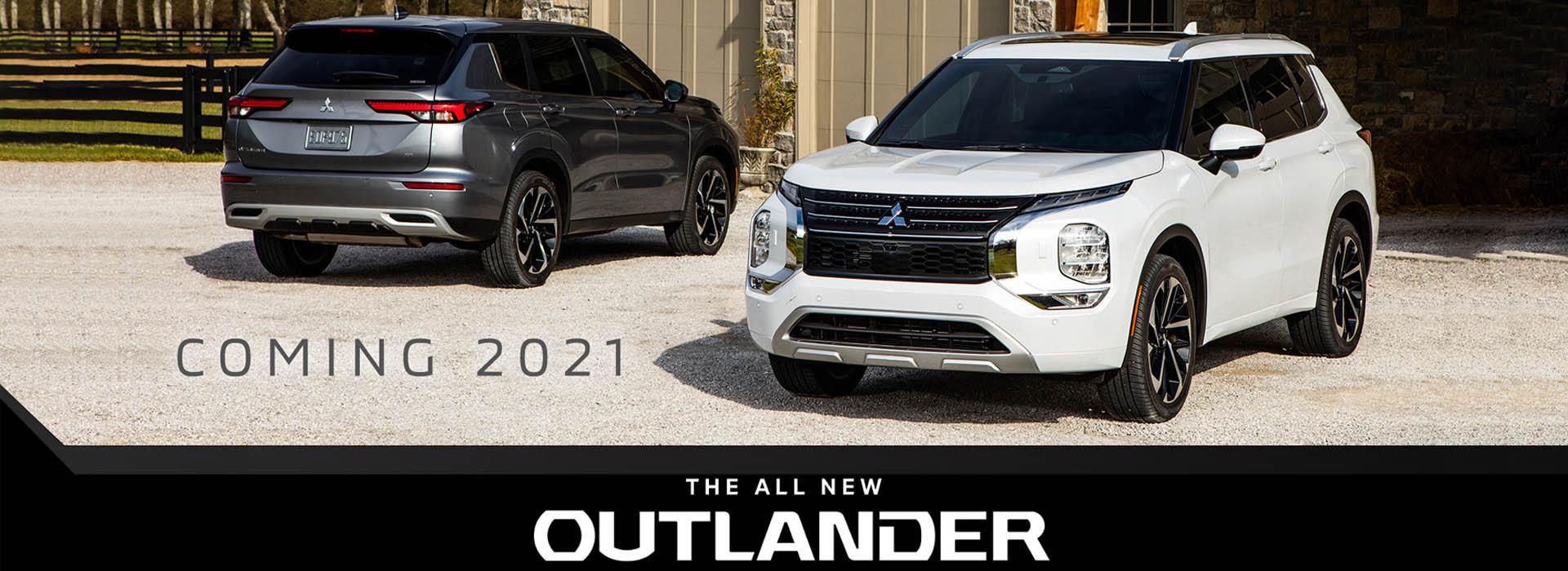 Mitsubishi Outlander MY21