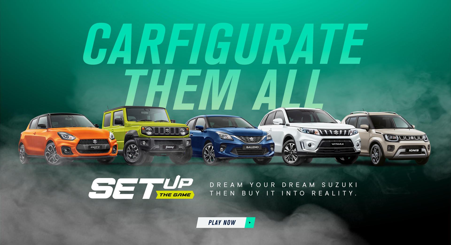 Suzuki | Setup Game 2021