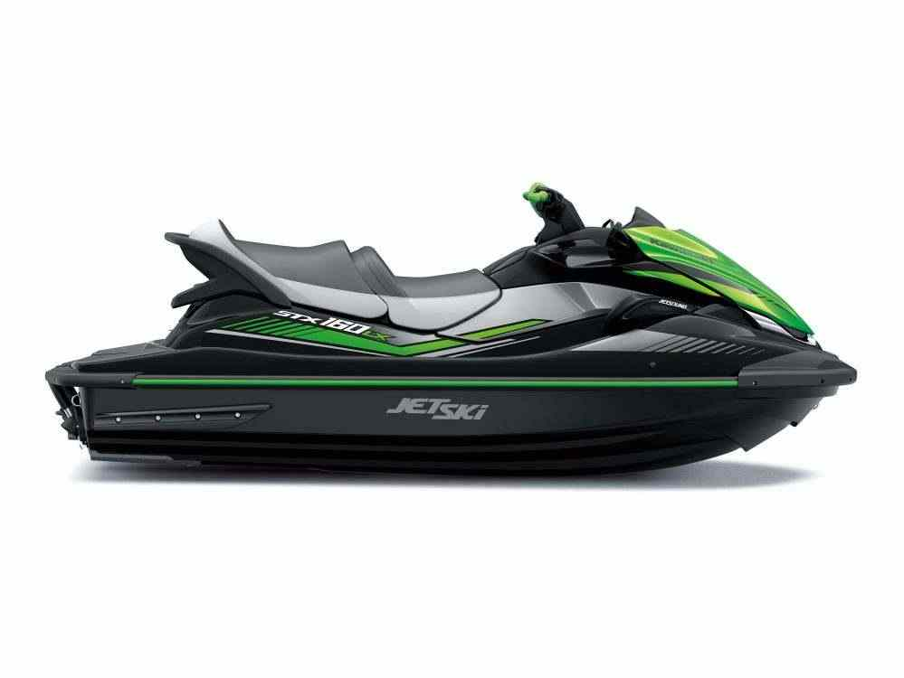 Kawasaki 2021 JET SKI STX 160LX THE HULL