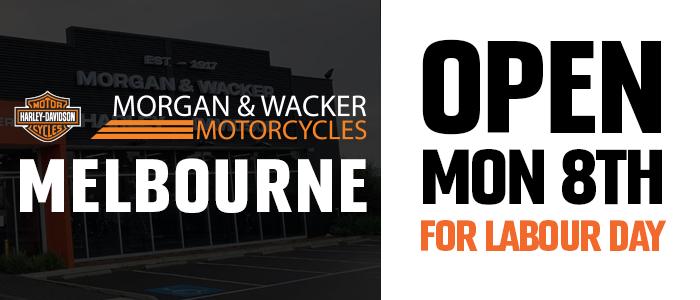 Morgan & Wacker Harley Davidson