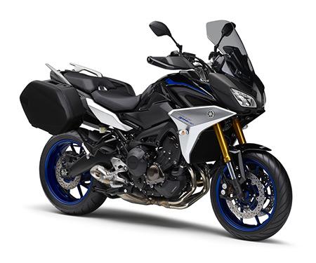 Yamaha MT-09TRGT