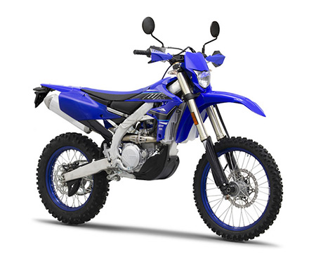 Yamaha WR450F for Sale at Gold Coast Yamaha in Nerang, QLD | Specifications and Review Information