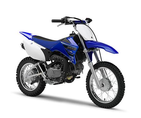Yamaha TT-R110E