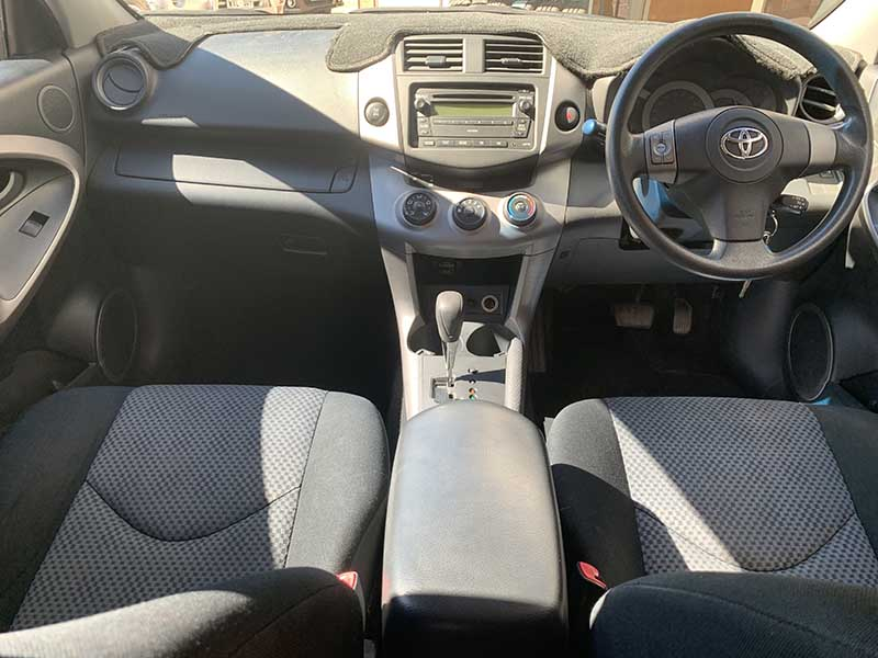 2008 Toyota Rav 4 CV 2.4 EFI Auto 4x4 SUV