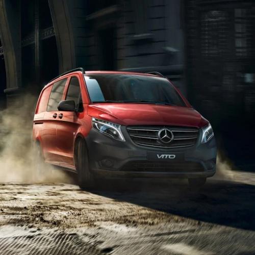 Mercedes-Benz Vito Crew Cab