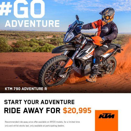 KTM - Adventure 790 R