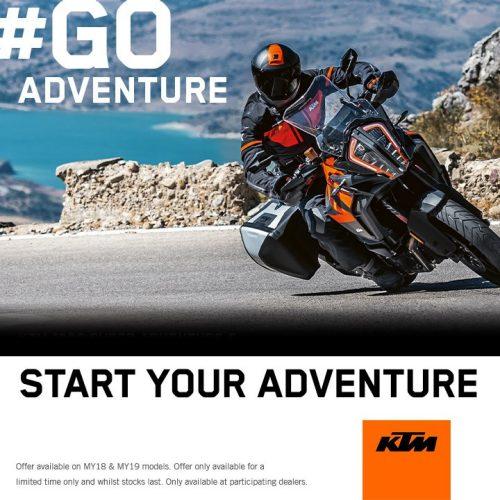 KTM Start Your Adventure