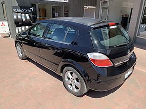 2006 Holden Astra CDX 1.8 EFI 5 Door Hatch
