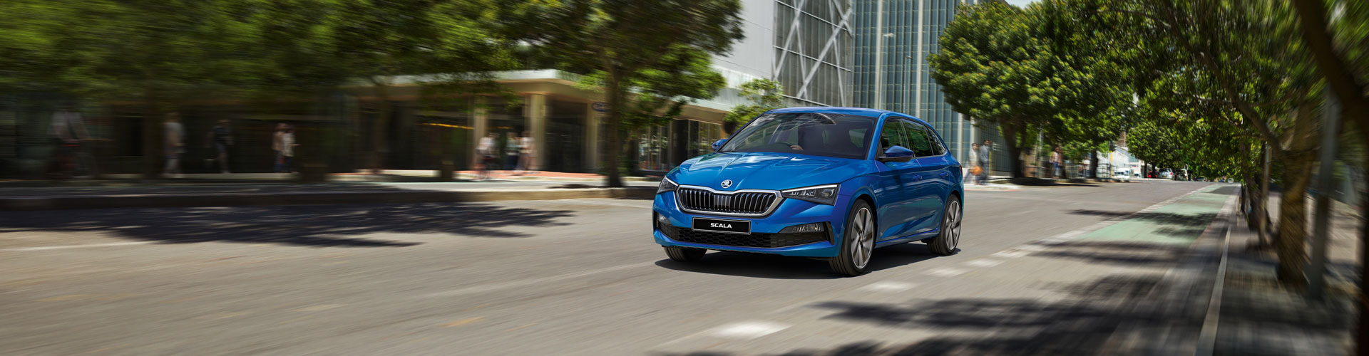 Skoda Scala Launch Edition