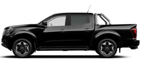 NAVARA AUTO 4X4 ST-X DUAL CAB (LEATHER + SUNROOF)