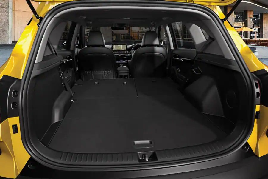 Split Fold Rear Seats