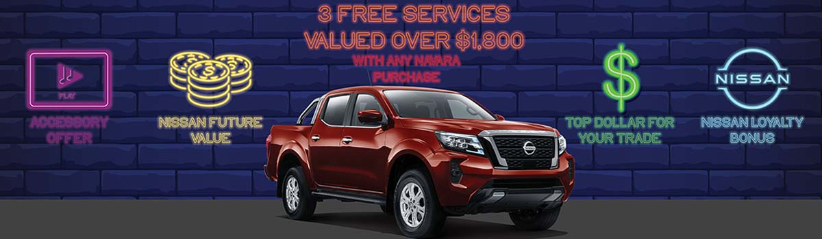 Armstrong Nissan Offer