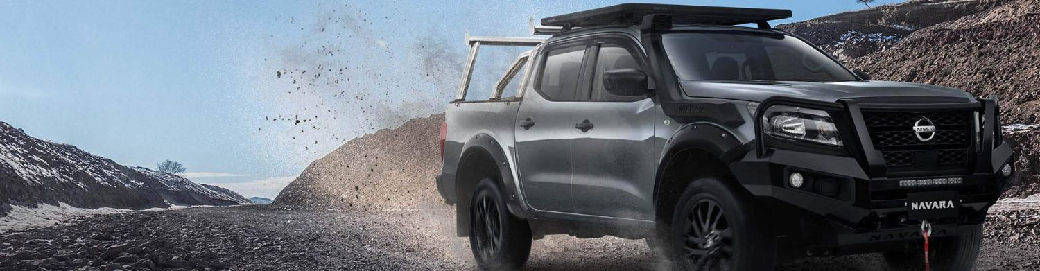 Genuine Nissan Navara Accessories