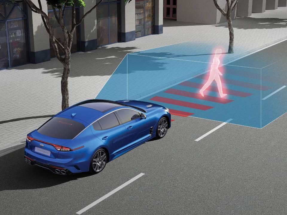 Autonomous Emergency Braking