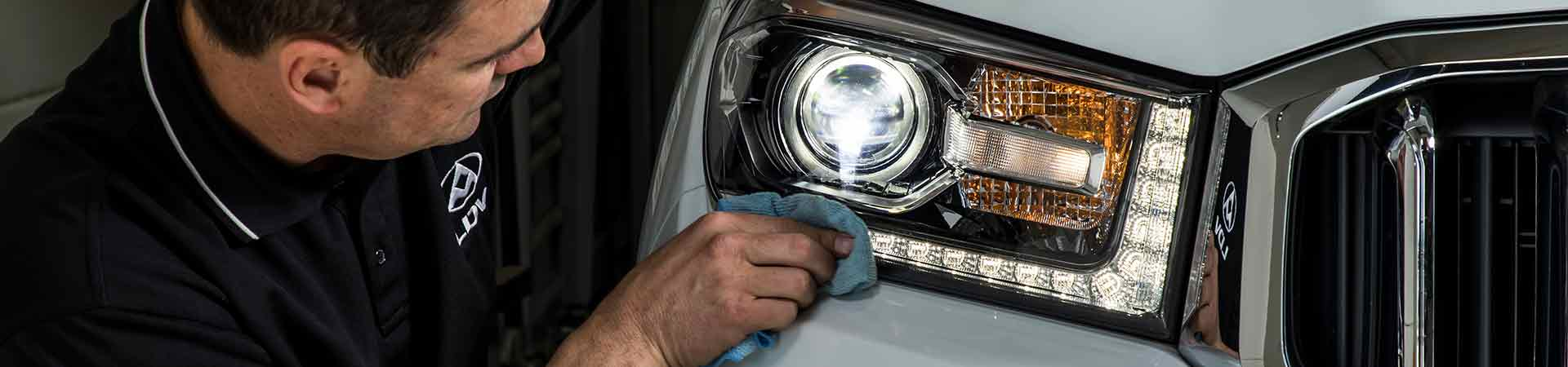 LDV Headlights