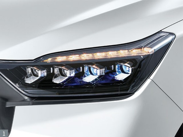 Rexton - Led Headlight
