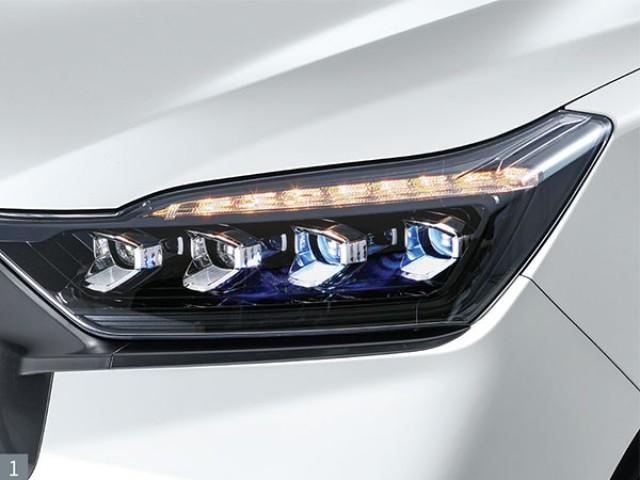 Rexton - Led Headlight
