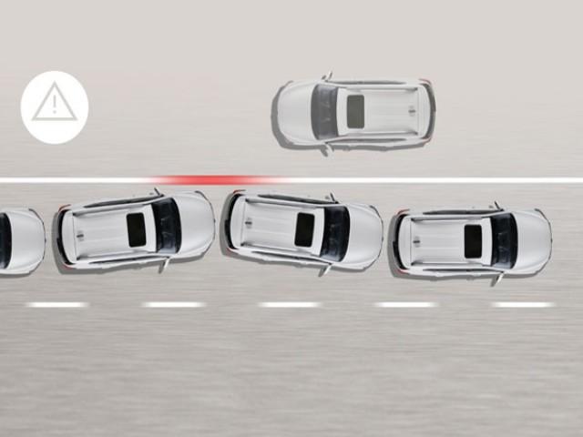 Rexton - Driver Attention Alarm (DAA)