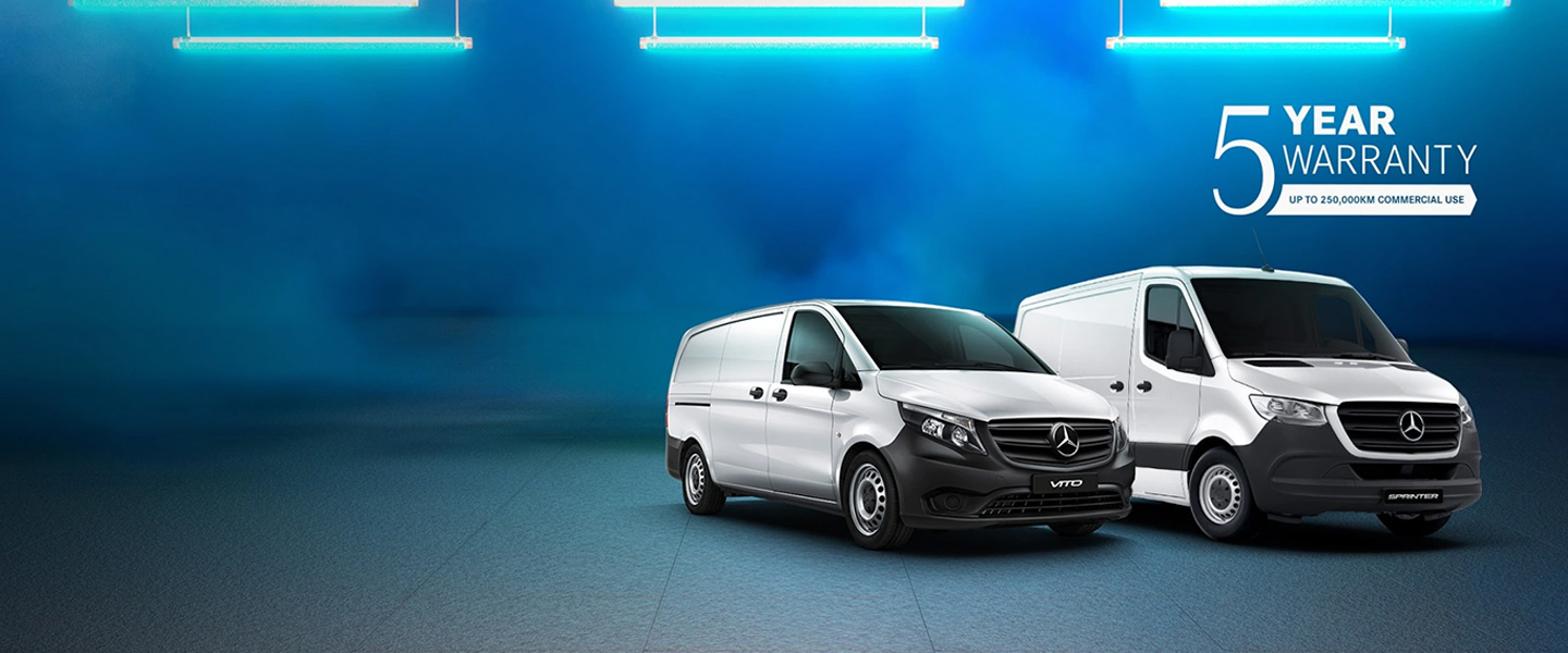 Mercdes-Benz Vans Exceptional Offer