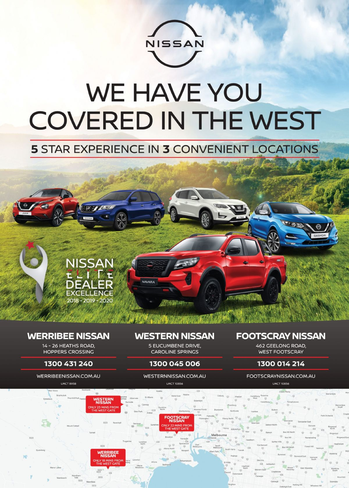Werribee Automotive Group New Living Mag Special