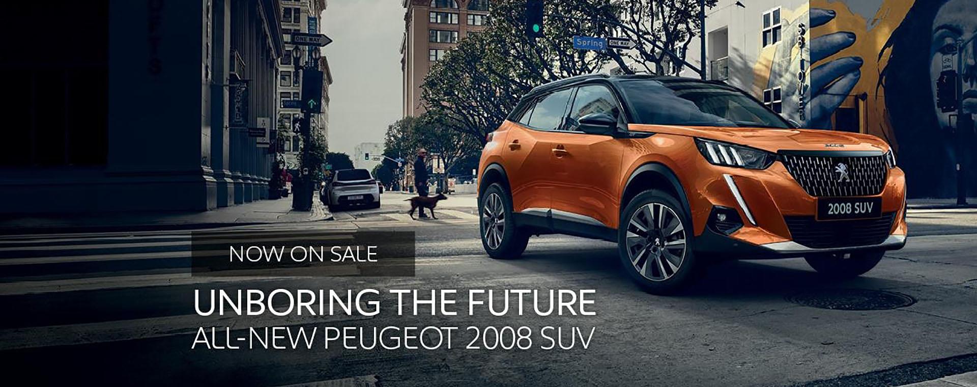 PEUGEOT | All New 2008 SUV