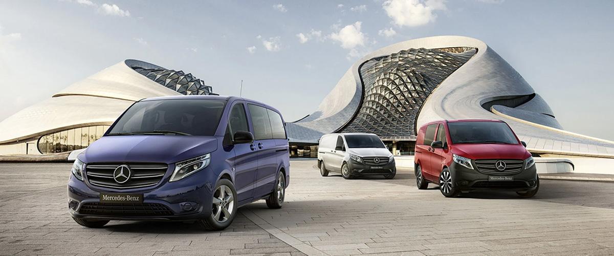 Mercedes-Benz Vans Warranty