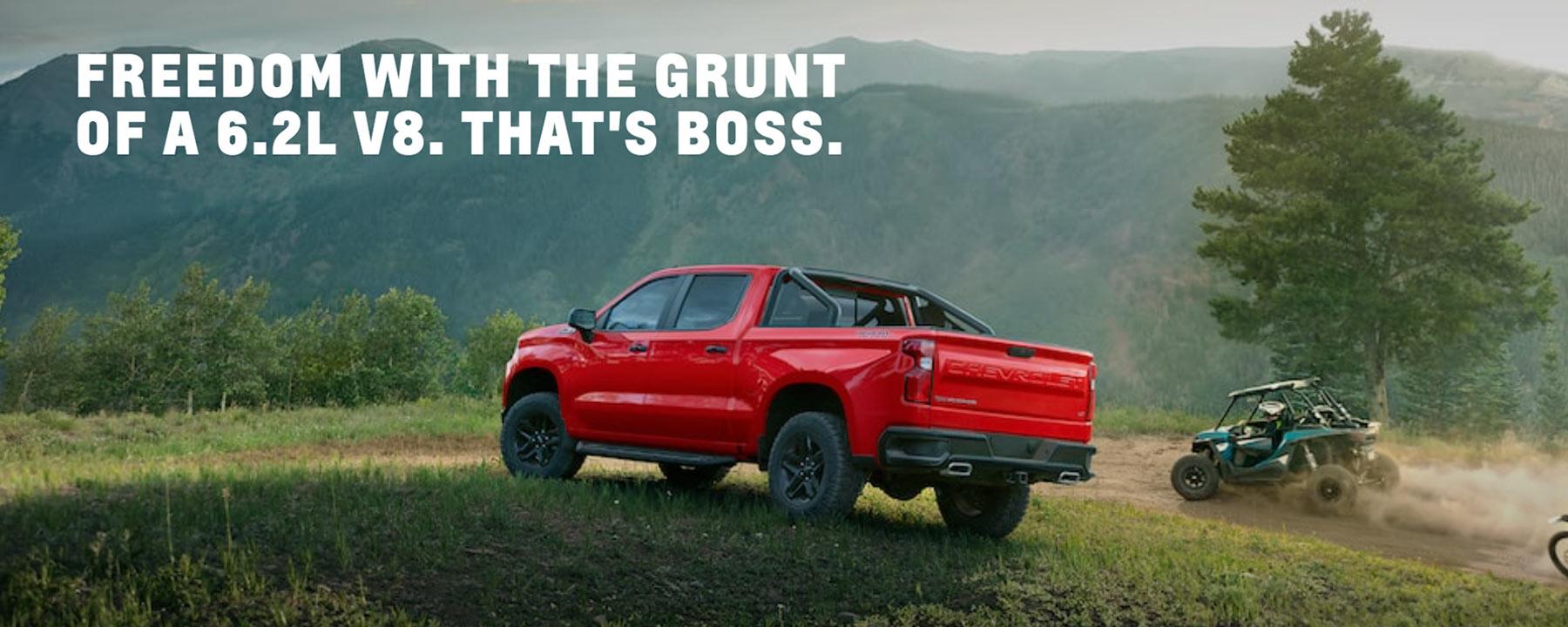 GMSV LT Trail Boss
