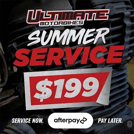 Ultimate Service Specials