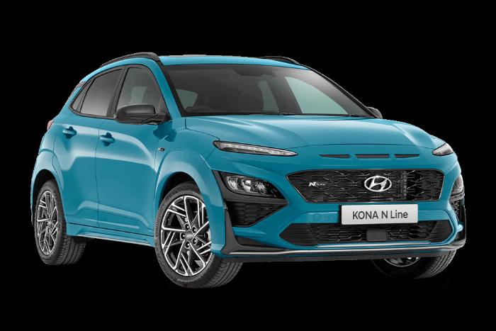 Hyundai_Kona-NLinePremium_Front34-DiveInJeju_1000x667