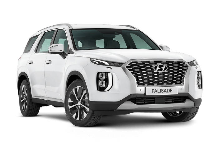 Palisade 3.8L V6 Petrol GDi 8-Speed Automatic 2WD
