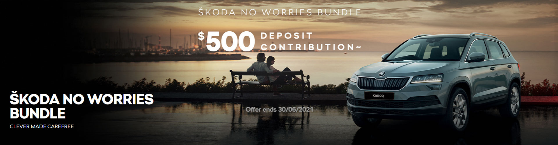 Skoda - No Worries Bundle
