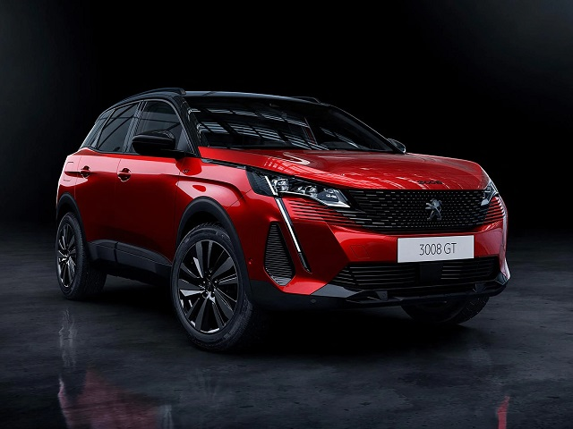 Discover PEUGEOT 3008 SUV