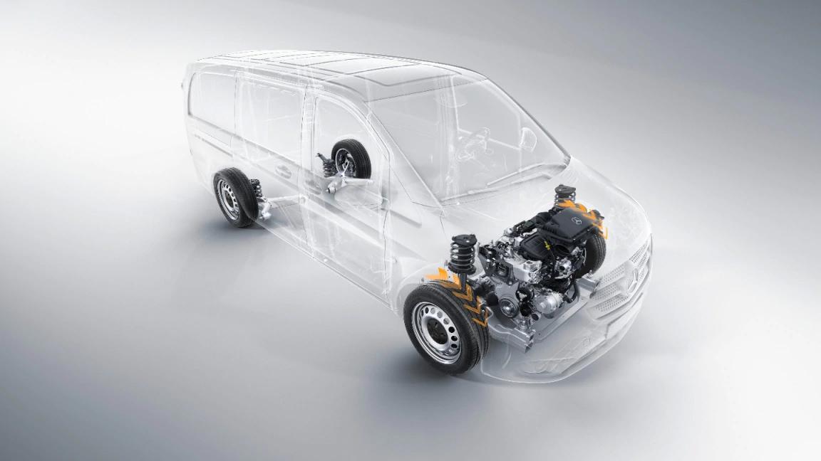 A van as versatile as your business.